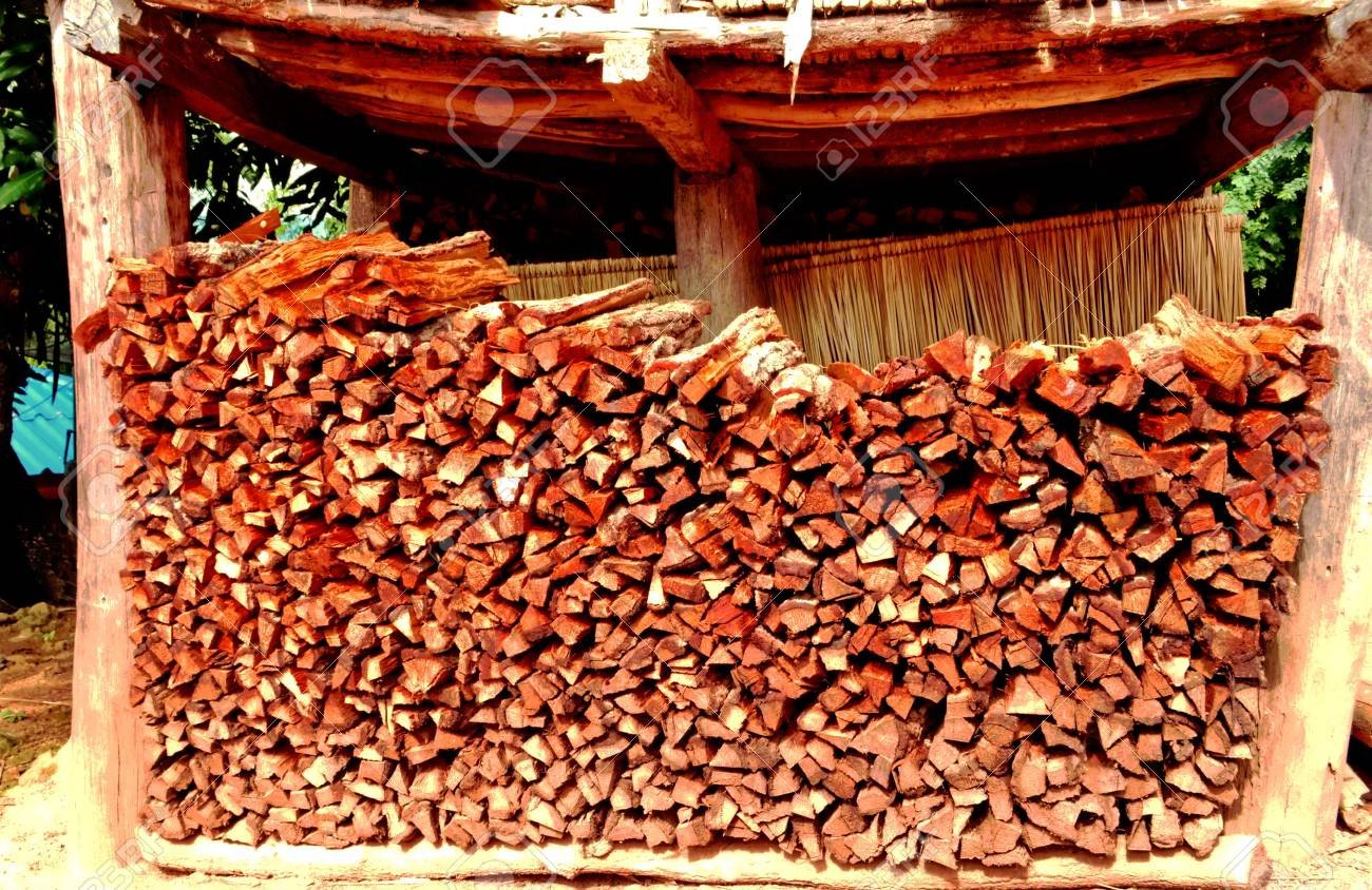 Texture   Wood Firewood Stock Photo - 22122150