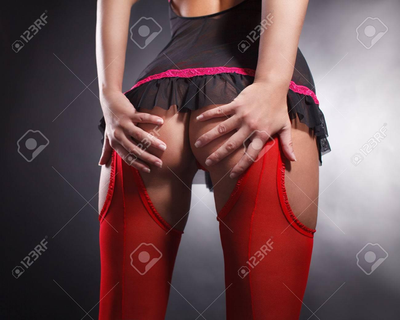 butt girls in underwear - 23320267