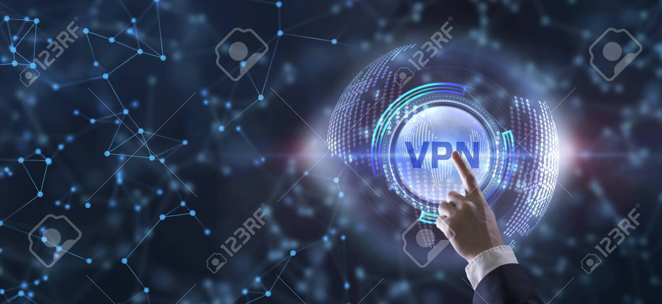 Business, Technology, Internet and network concept. VPN network security internet privacy encryption concept. - 139212533