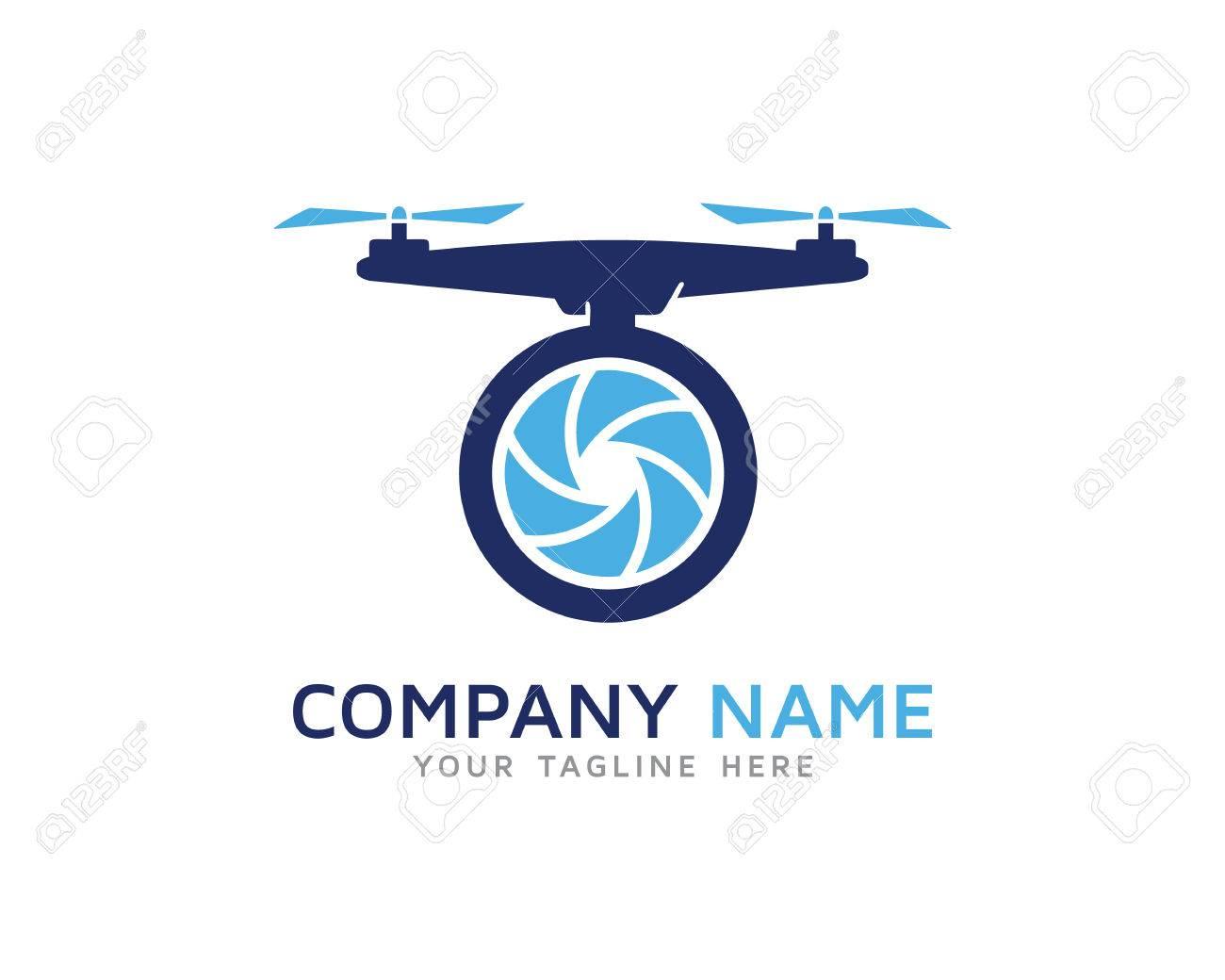 Pro Drone Camera Logo - 69776352
