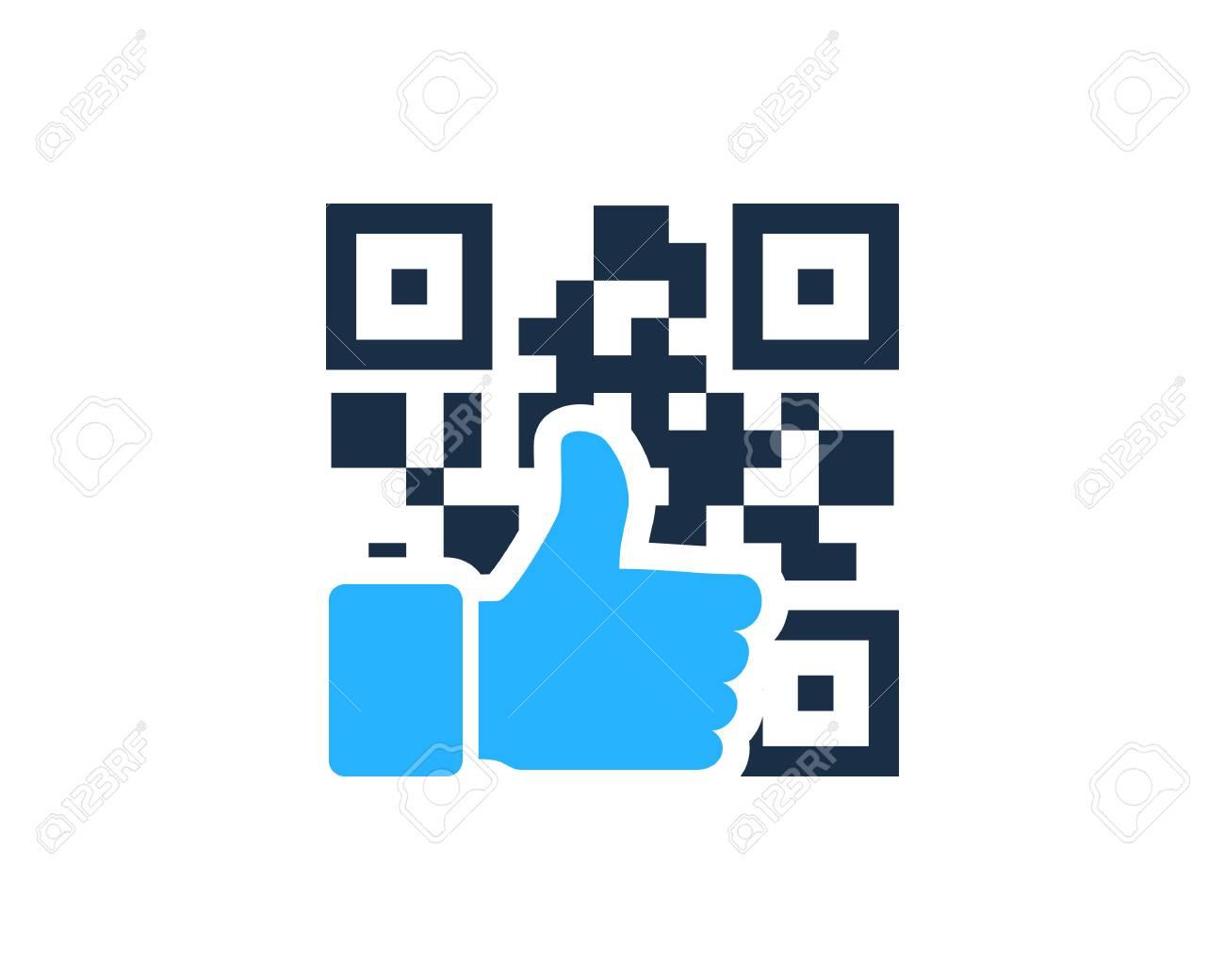 Best Barcode Logo Icon Design