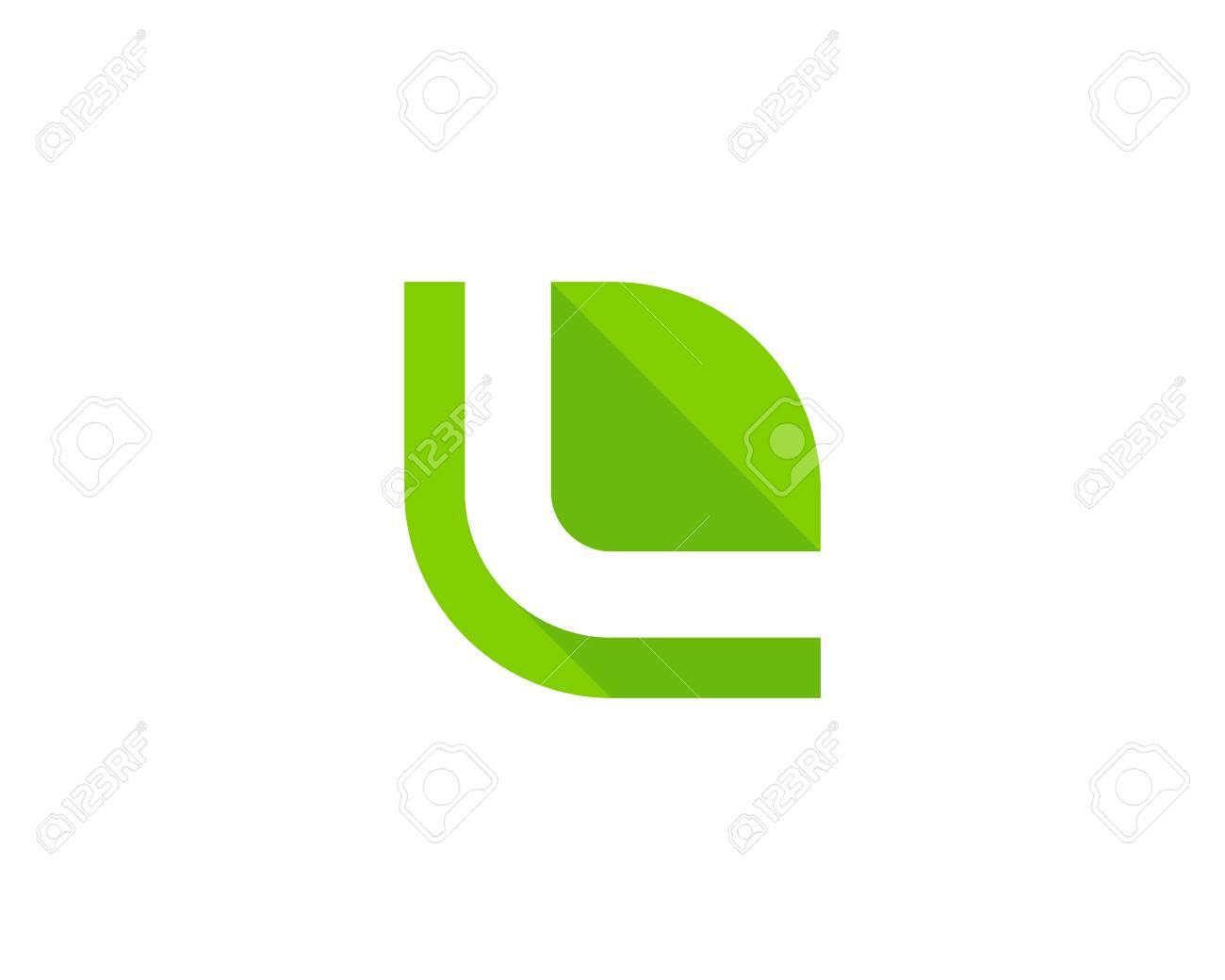 Letter L Icon Logo Design Element - 80693525