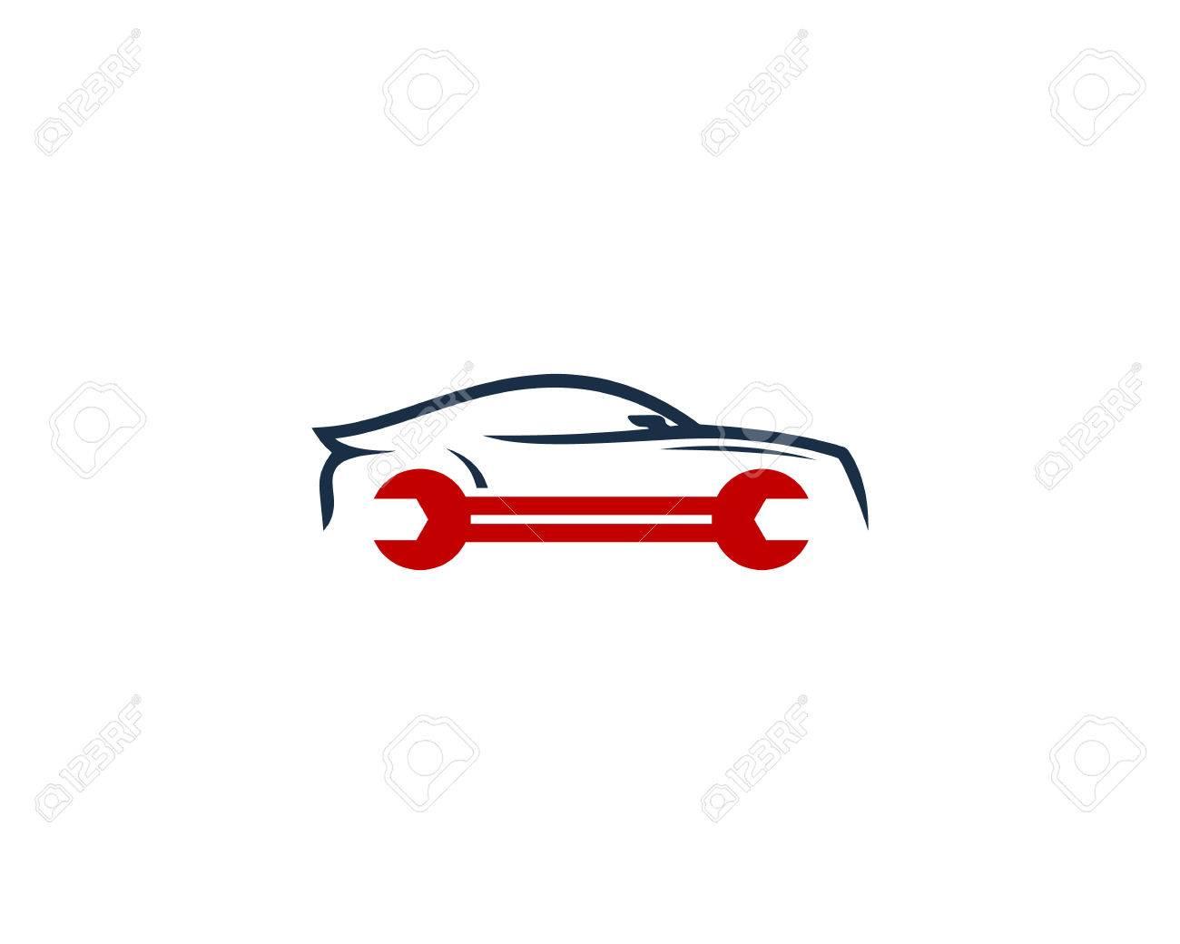 fix repair icon logo design element royalty free cliparts vectors rh 123rf com vehicle repair log form vehicle repair log sheet