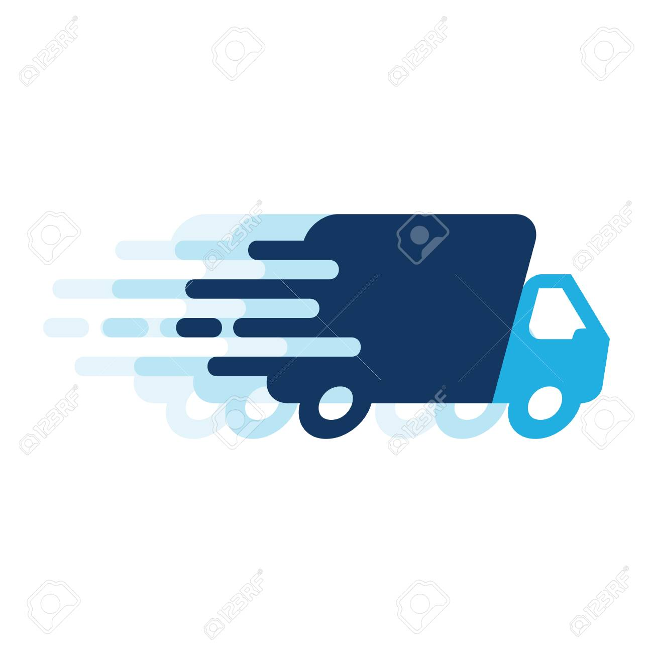 Delivery Logo Icon Design - 101057512