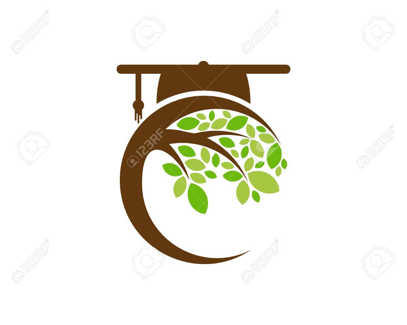 School Tree Logo Icon Design - 102230763
