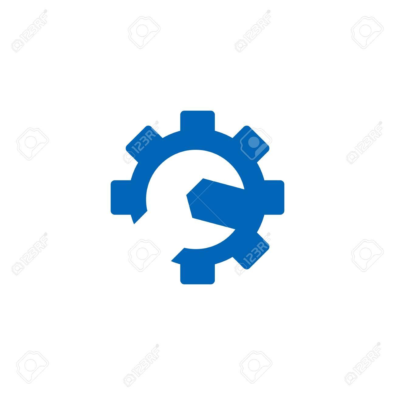 Repair Tool Logo Icon Design - 106096428