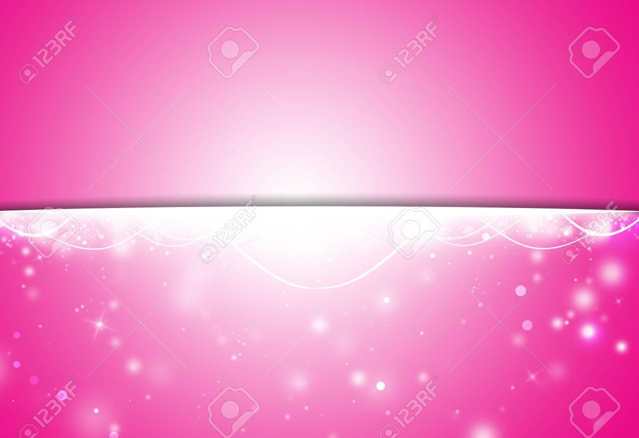 Immagini Rosa Metà Stock Astratto Morbido E Per Glitter Sfondo Dh9i2we
