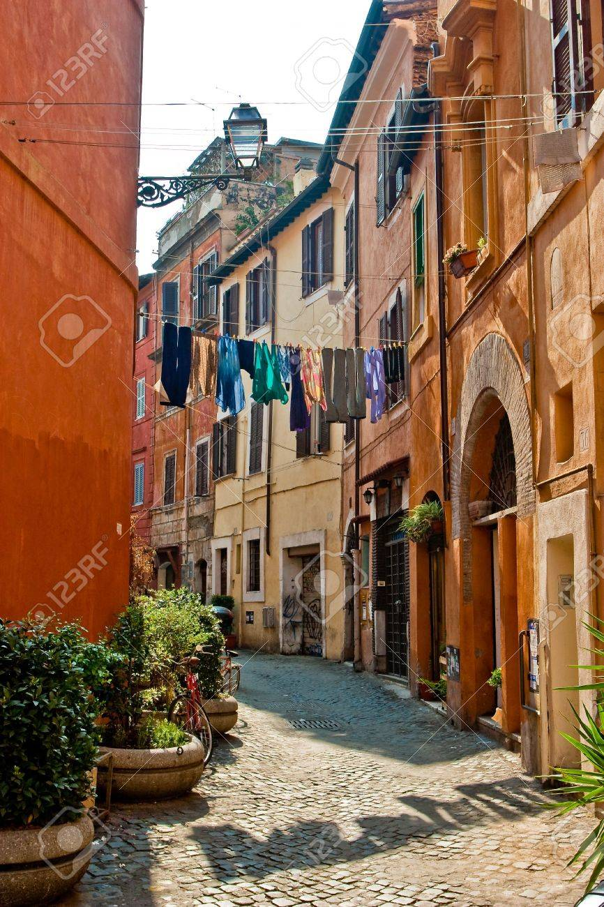 October Morning in the streets of Rome by Alessandro Pinto | The ...