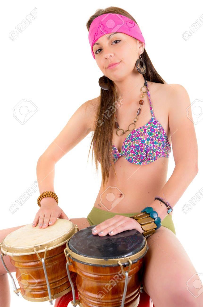 [Image: 20598920-beautiful-woman-playing-bongos-...-Photo.jpg]