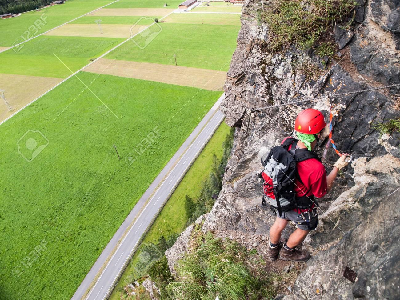 Klettersteig Austria : Zwölf klettersteige für den frieden tiroler tageszeitung online