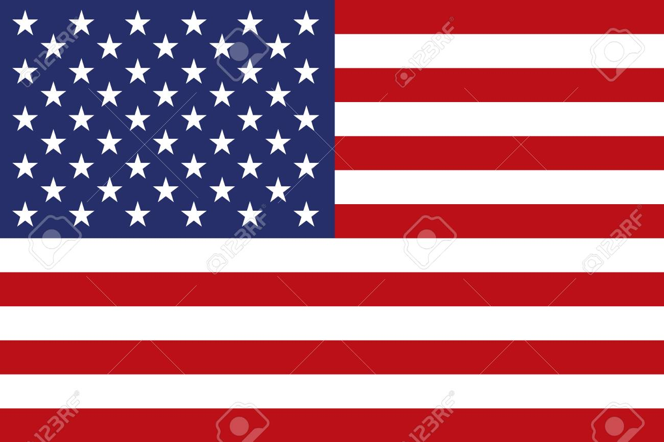 Flag of the United States of America - 97221561