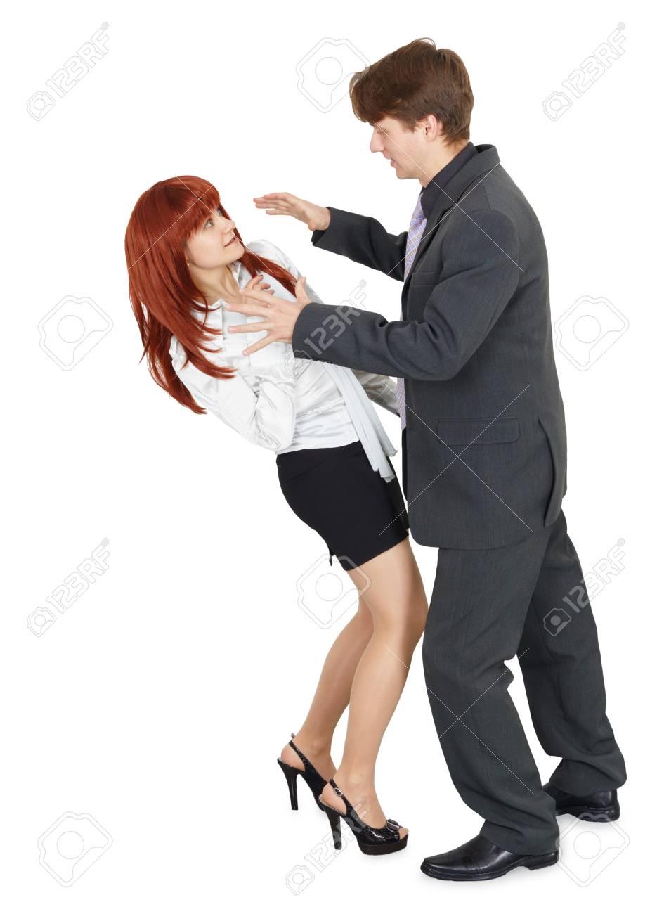 Online dating aanvallen