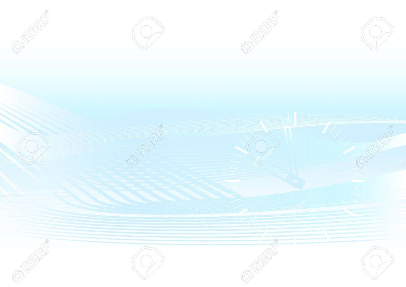 Abstract light  background with gradients and watch eps8 Stock Vector - 9098259
