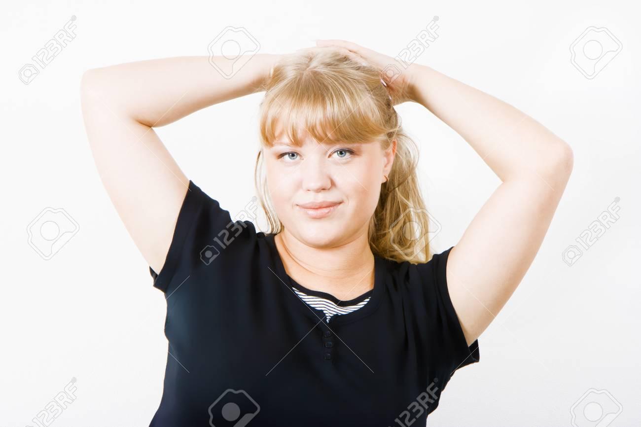 Tall blonde porn fuck