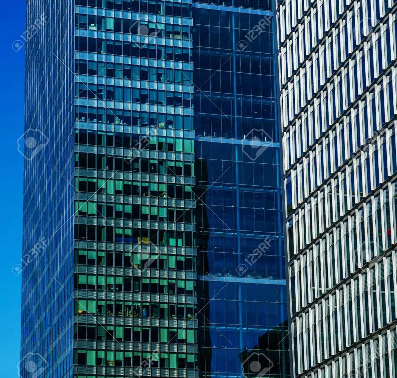modern architecture skyscrapers. Contemporary Skyscrapers Modern Business Skyscrapers High Glass Buildings Modern Architecture  Commercial Sunny Day Throughout Architecture Skyscrapers O