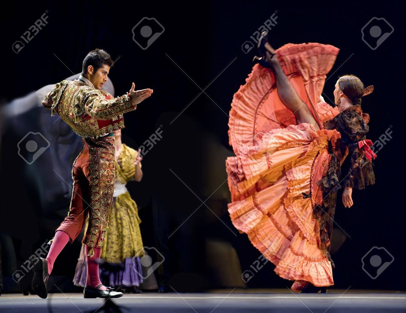 chengdu dec 28 the best flamenco dance drama