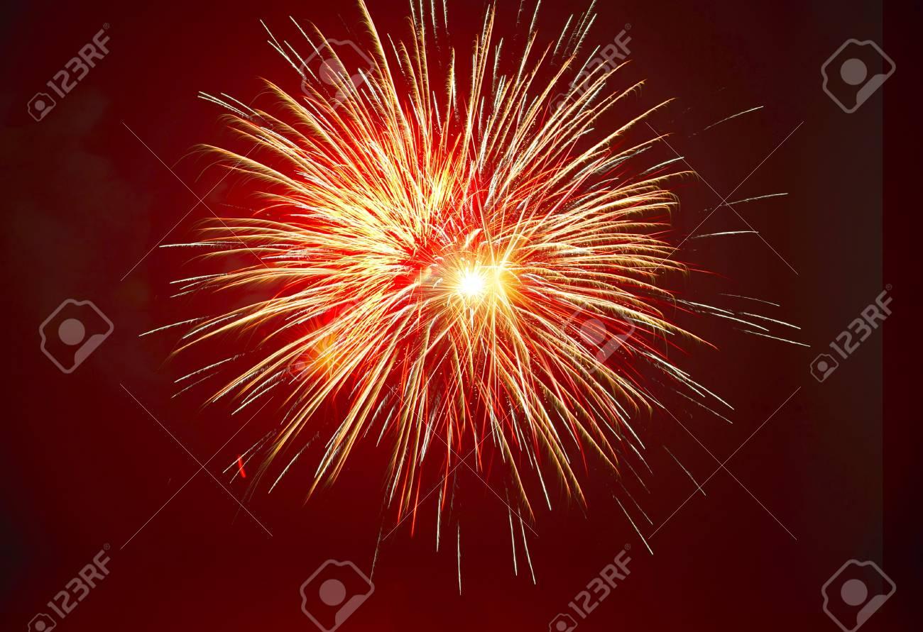 Fireworks to celebrate festival Stock Photo - 11916921