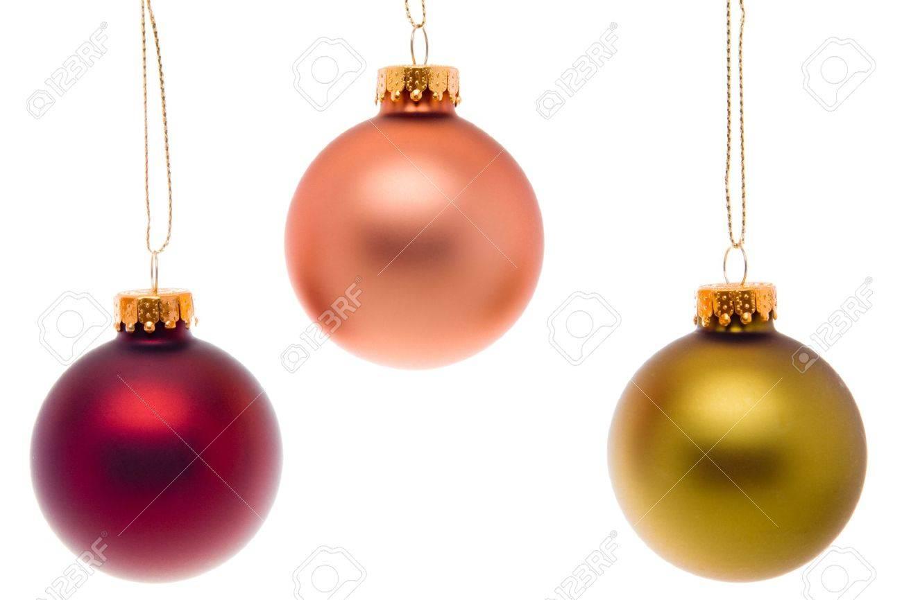 Christmas Balls Stock Photo - 11043839