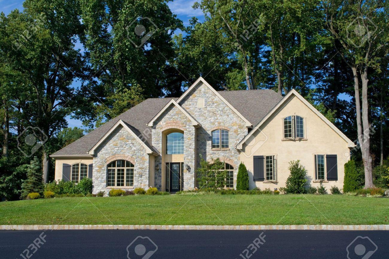 new single family house in suburban philadelphia pa modernized