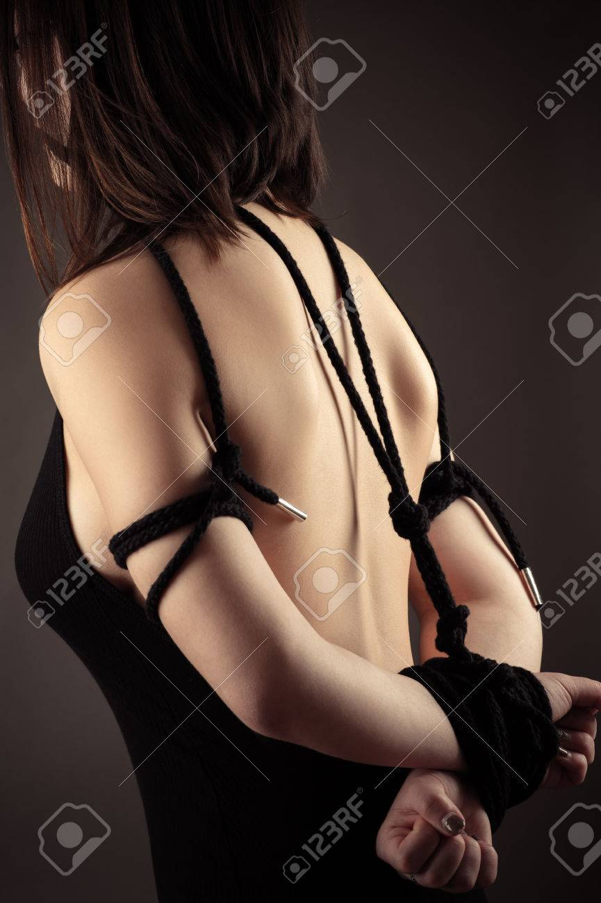 frau bondage
