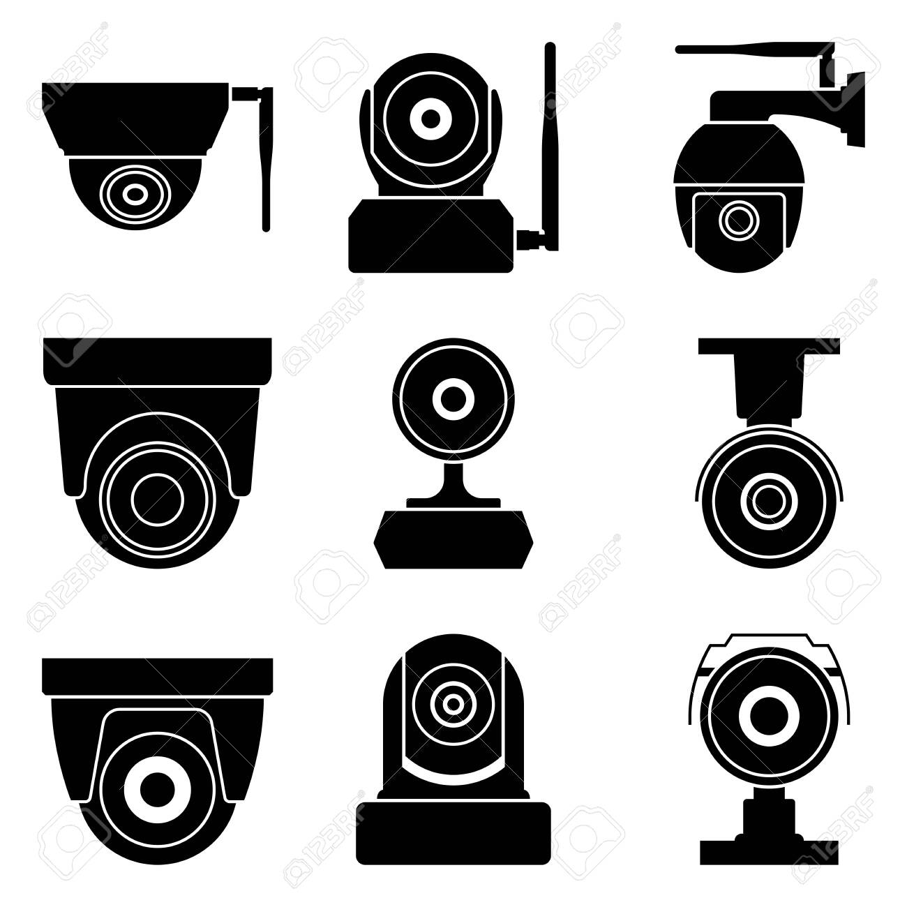 Vector Collection Of Free Home Vector Security - House Black White Simple  Clipart (#704960) - PinClipart