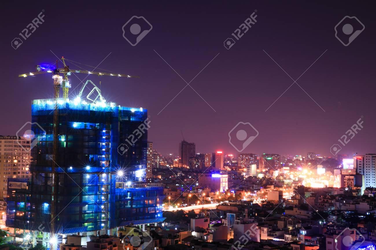 Living In Ho Chi Minh City Essay