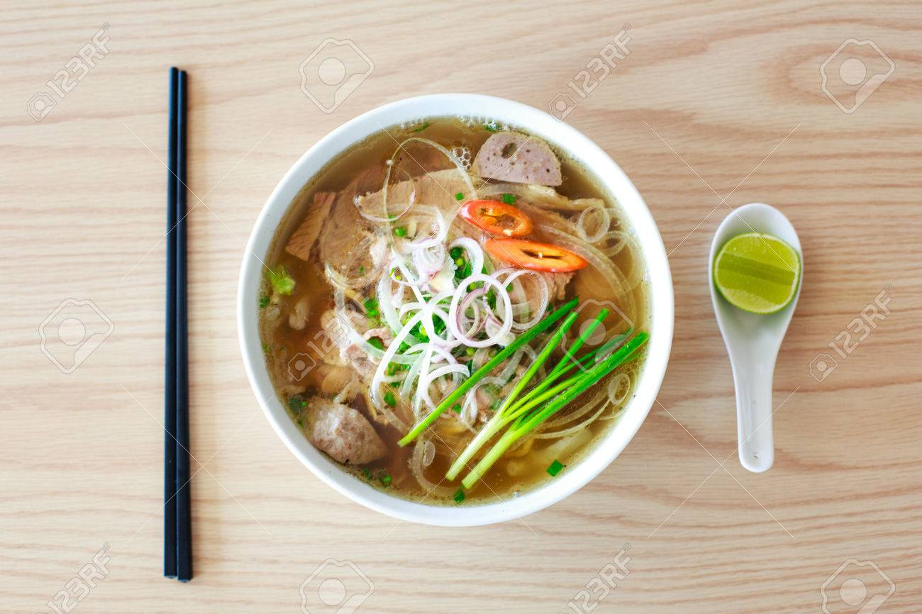 Vietnamese Pho Stock Photos  Pictures. 1,281 Royalty Free