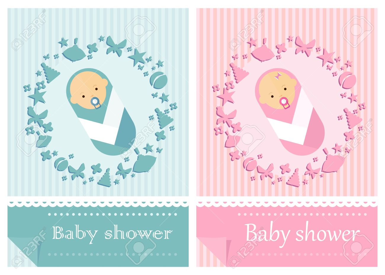 Baby boy shower invitation baby girl shower invitation template baby boy shower invitation baby girl shower invitation template for card stopboris Image collections