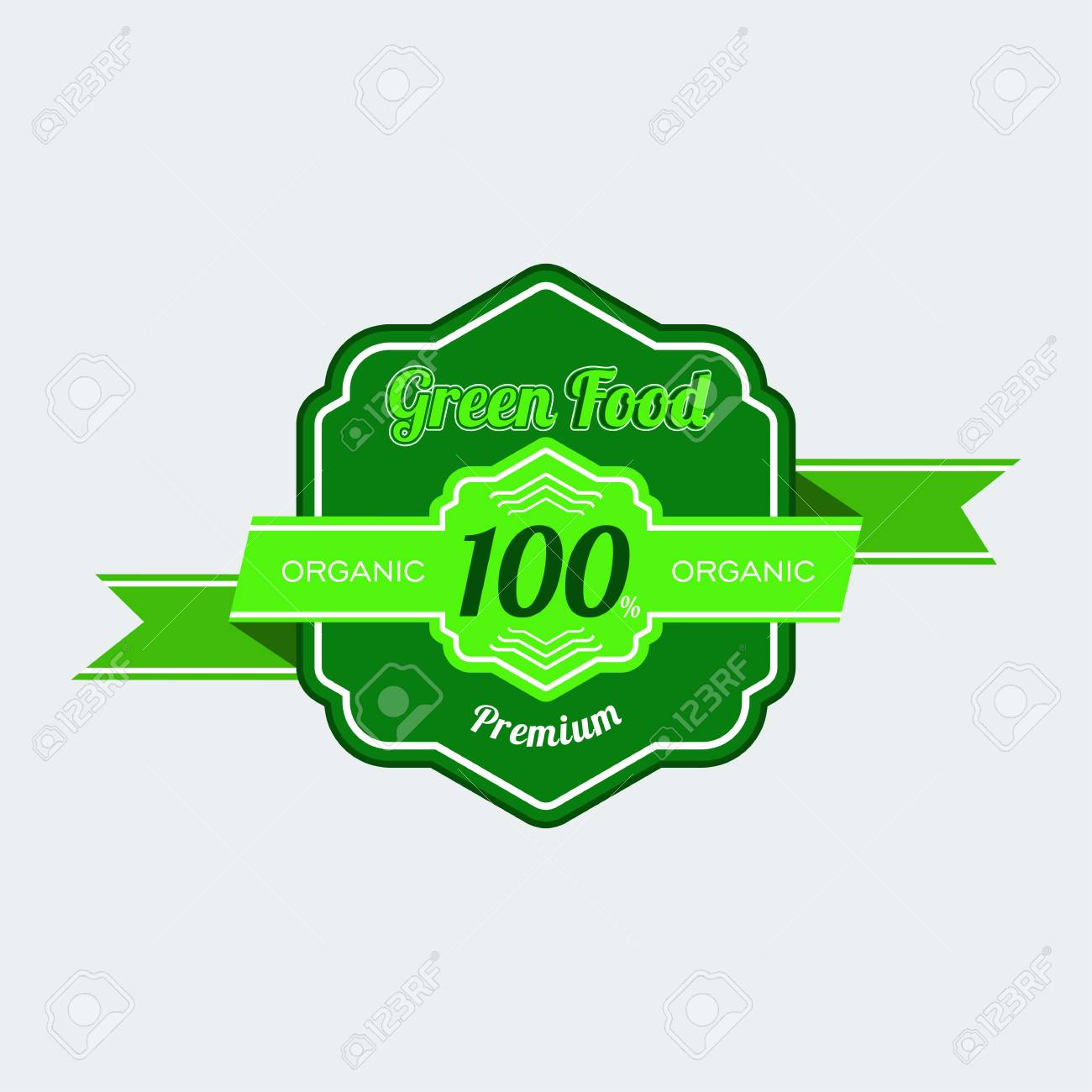 freshness logo for farm market and store royalty free cliparts