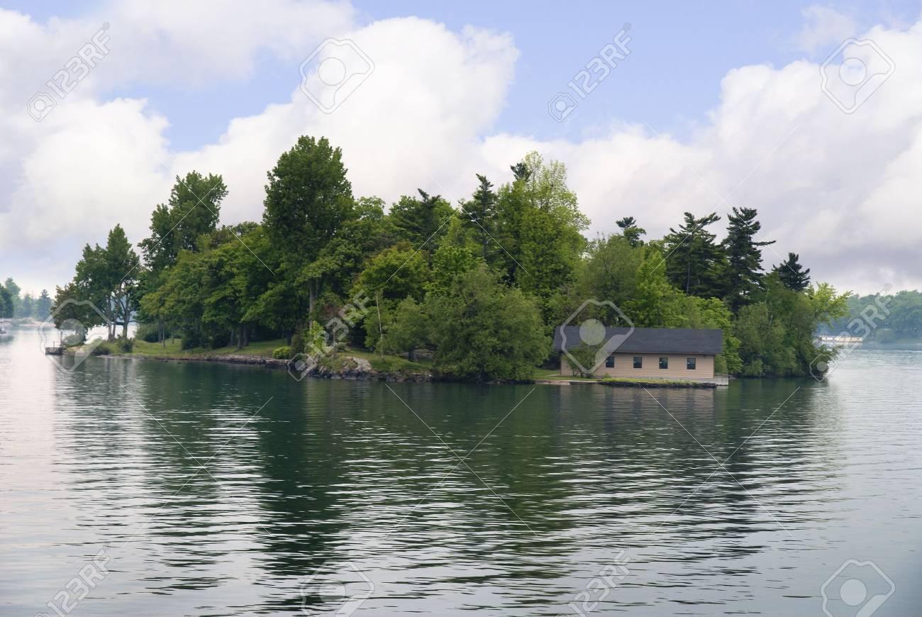 セントローレンス水路オンタリオ...