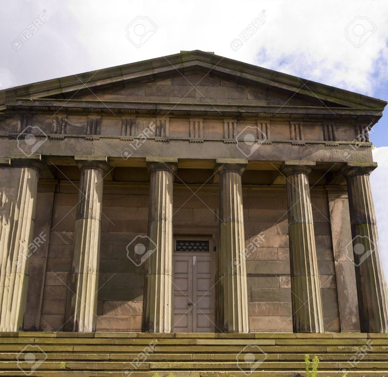 Oratory Chapel by the Anglican Cathedral in Liverpool England Stock Photo - 15664315