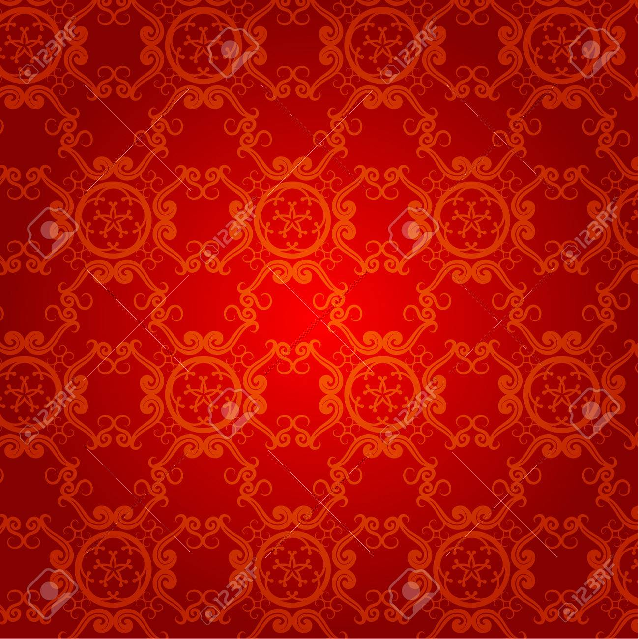 abstract chinese new year background vector design stock vector 34945273