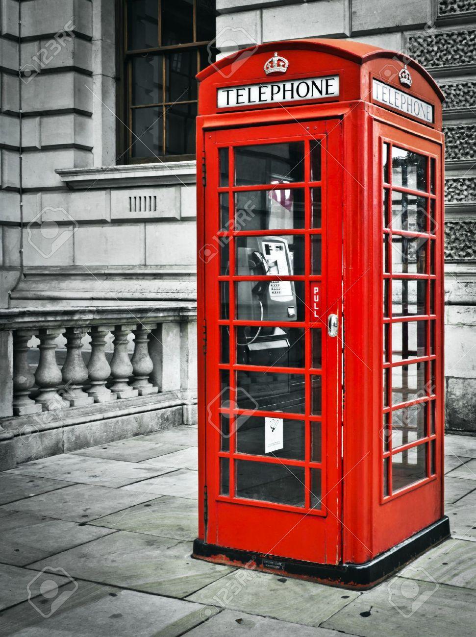 Telephone Box 1970-now
