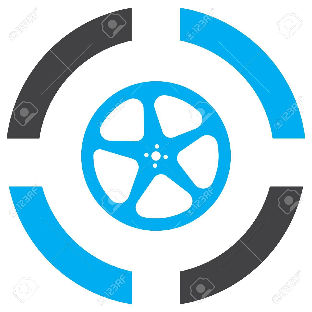 movie video film reel vector icon royalty free cliparts vectors rh 123rf com movie reel vector image