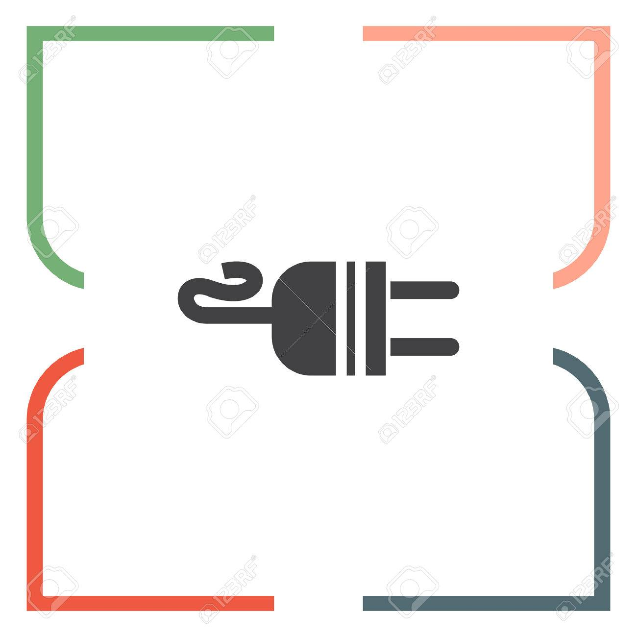 Fancy Power Outlet Symbol Adornment - Best Images for wiring diagram ...