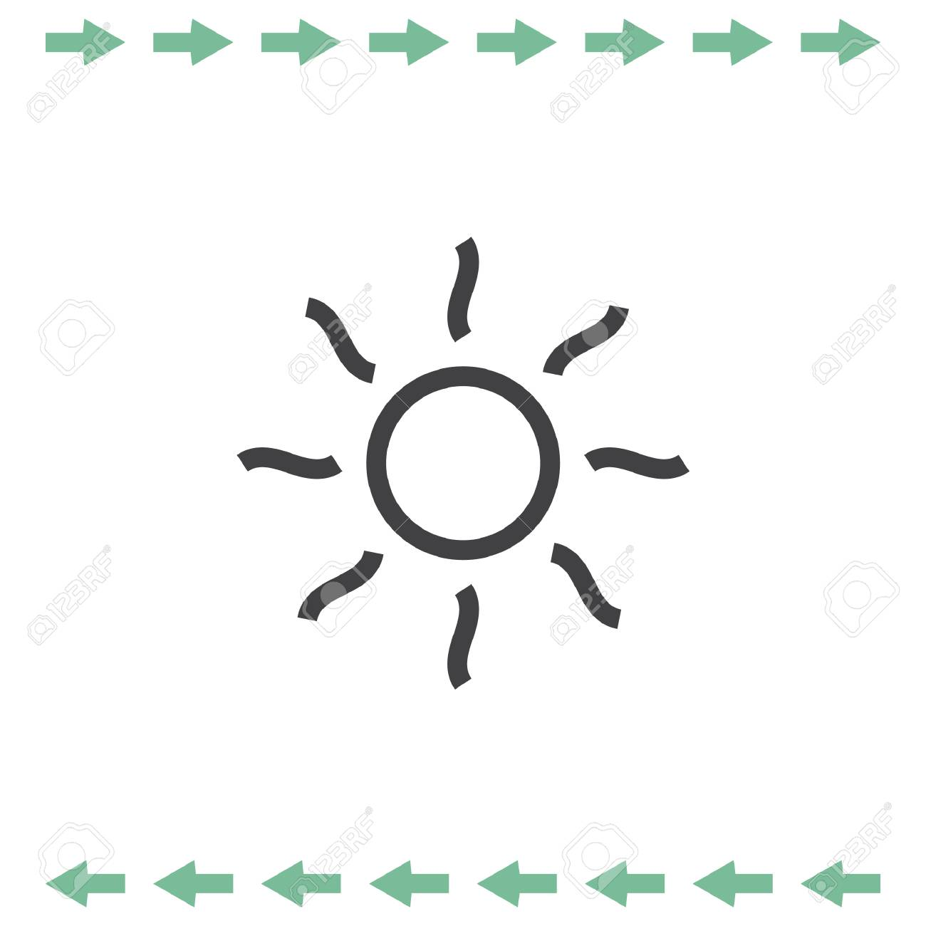 Großzügig Summer Symbol In Einer Schaltung Fotos - Elektrische ...