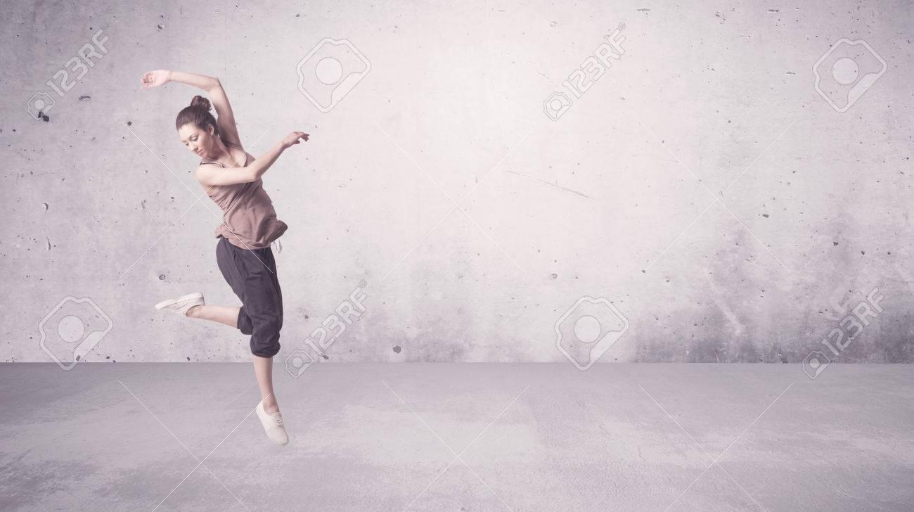 Très Danse Contemporaine Banque D'Images, Vecteurs Et Illustrations  YP83