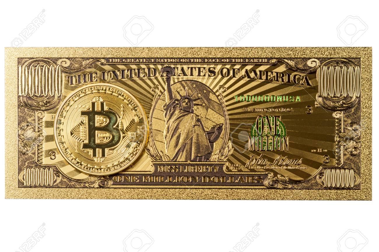 1 bitcoin în dolarul american