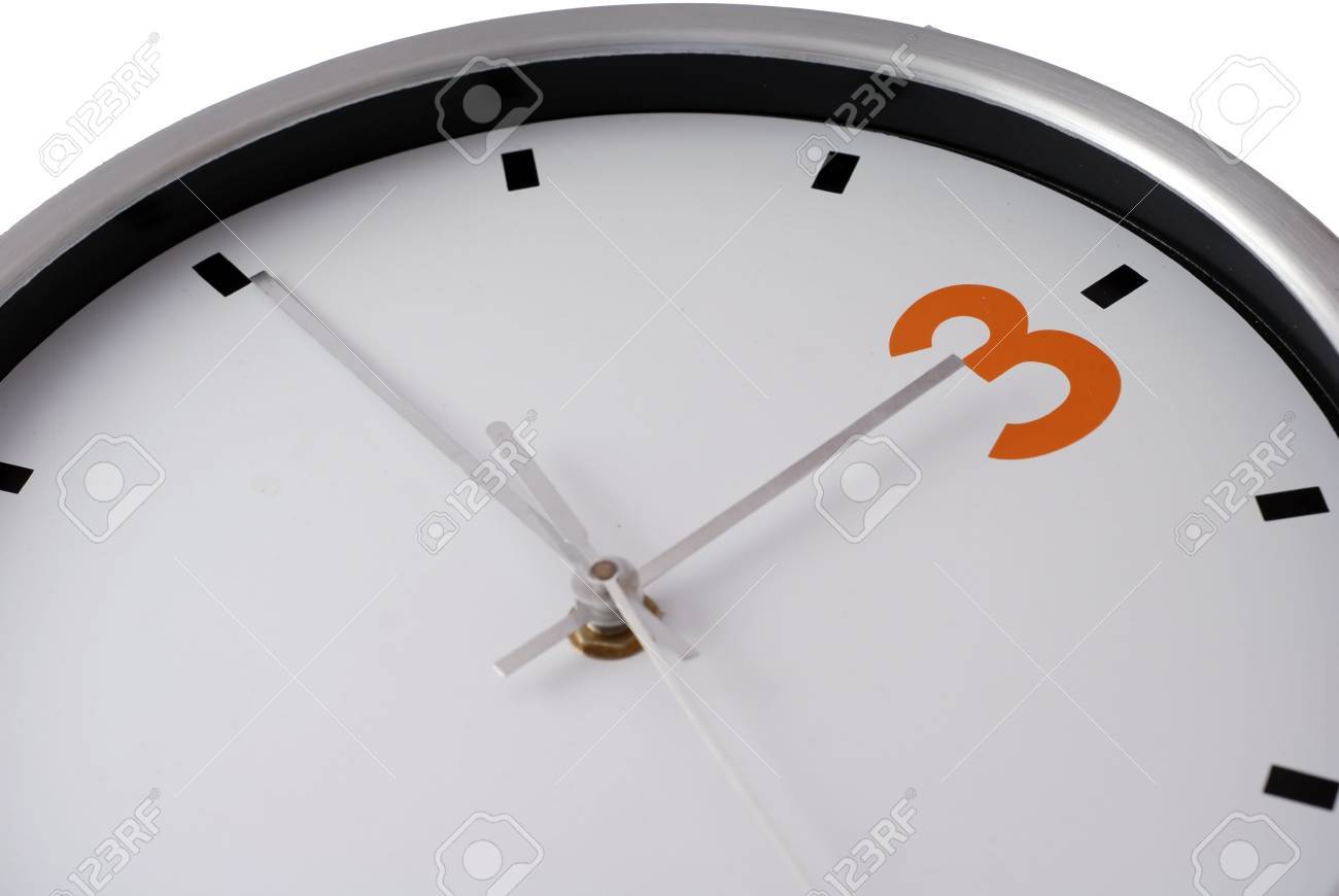 clock Stock Photo - 17070489