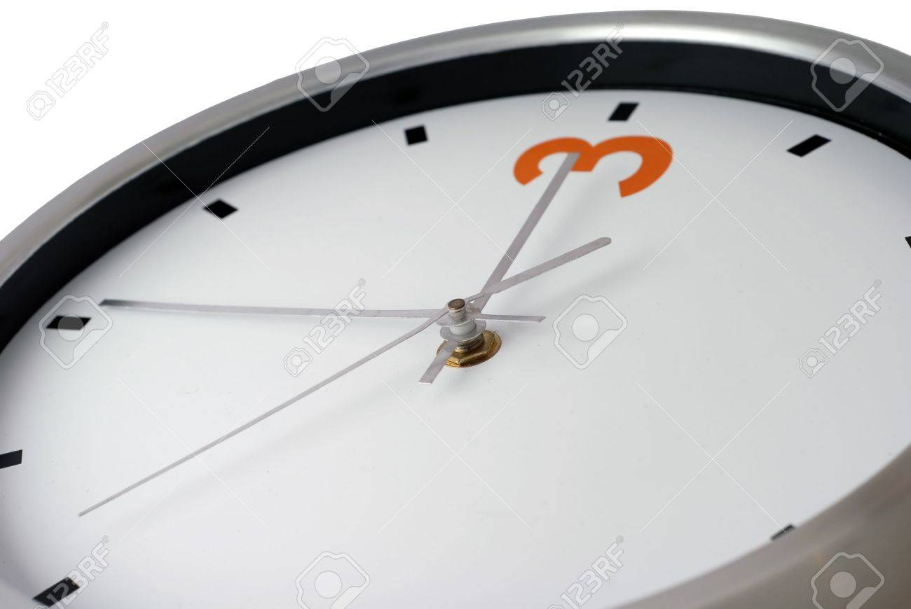 clock Stock Photo - 17070486