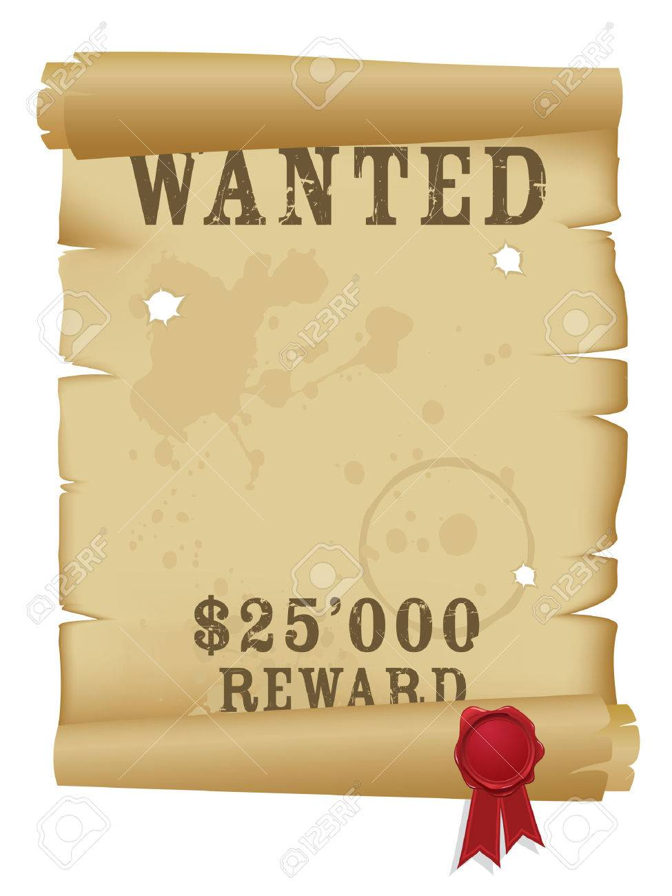 Doc430632 Wanted Poster Template Microsoft Word 19 FREE – Wanted Poster Letters