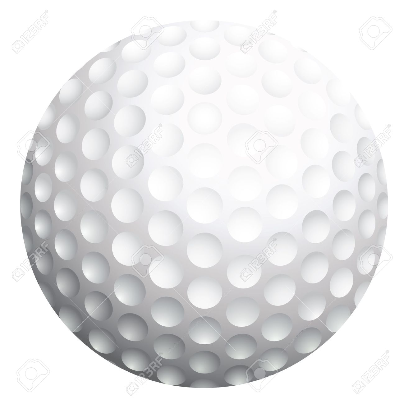 golf ball illustration royalty free cliparts vectors and stock rh 123rf com Golf Ball Graphic Golf Ball Drawing