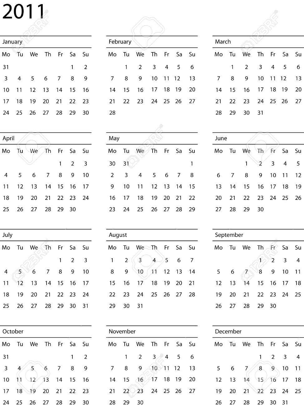 Berühmt Bearbeitbare Kalendervorlagen Ideen - Beispiel Anschreiben ...
