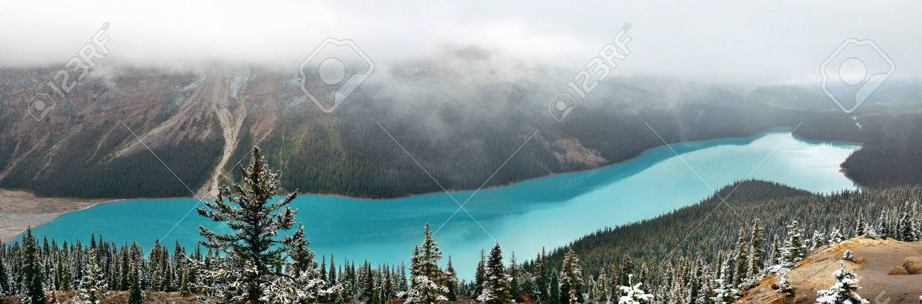 دریاچه پیتو