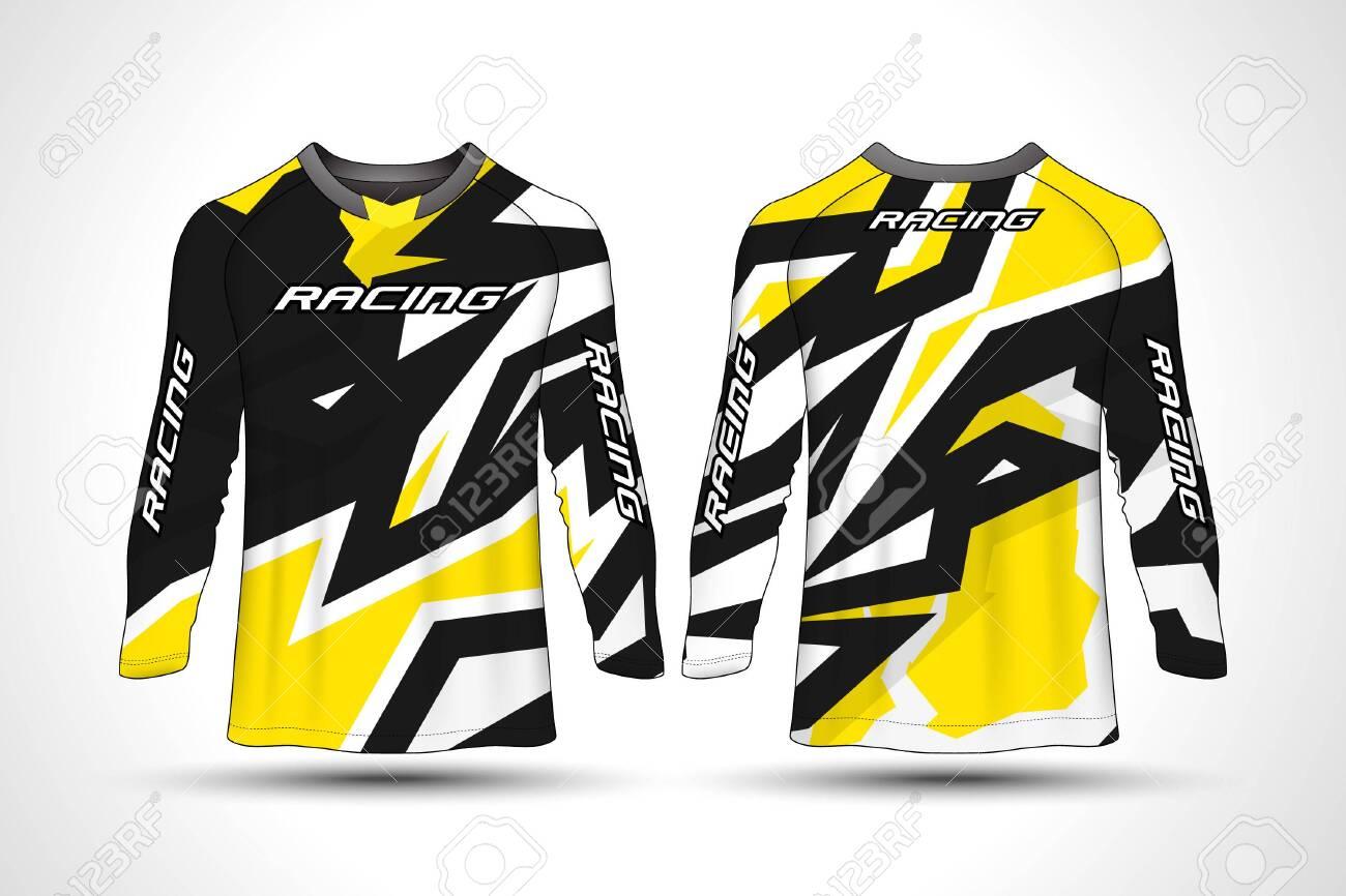 Long sleeve t-shirt sport jersey - 146273337