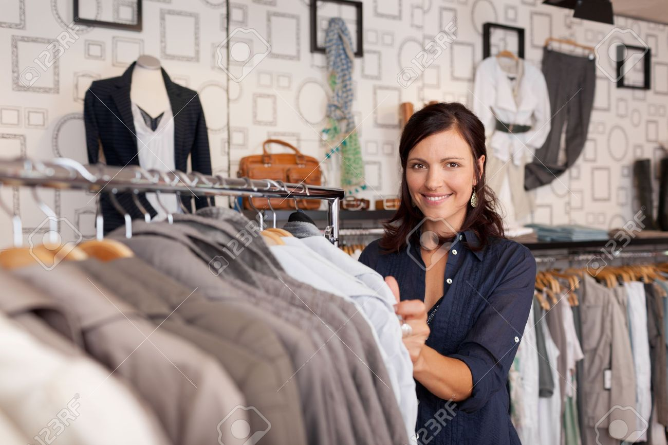 Women clothing stores. Clothes stores