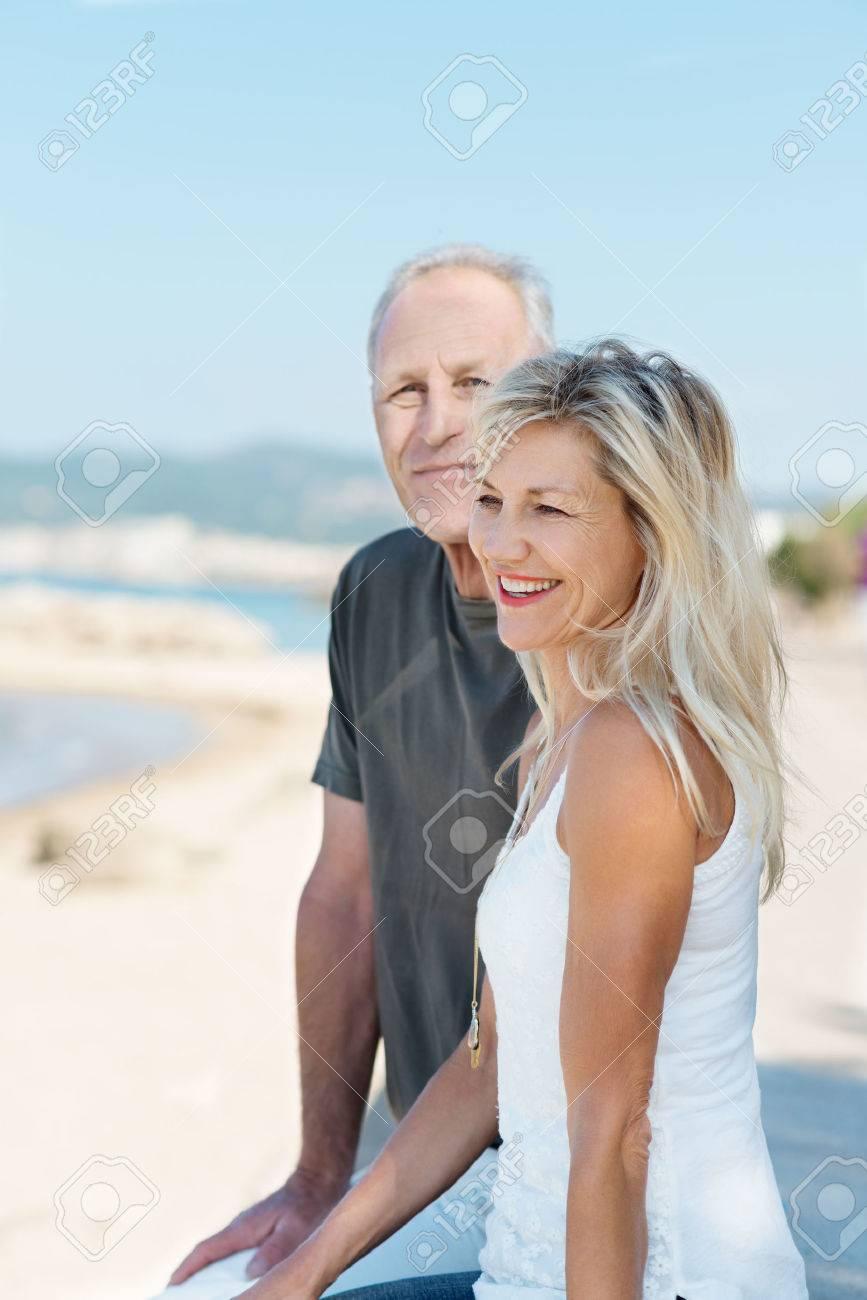 Wife On Beach Pics