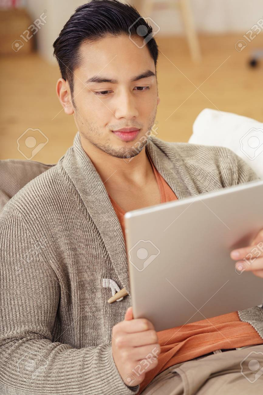 a serious man online