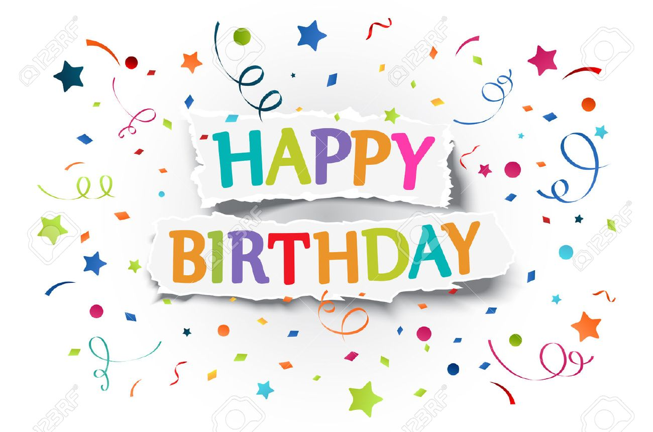 40132 Happy Birthday Text Illustrations Cliparts And – Birthday Text Greetings