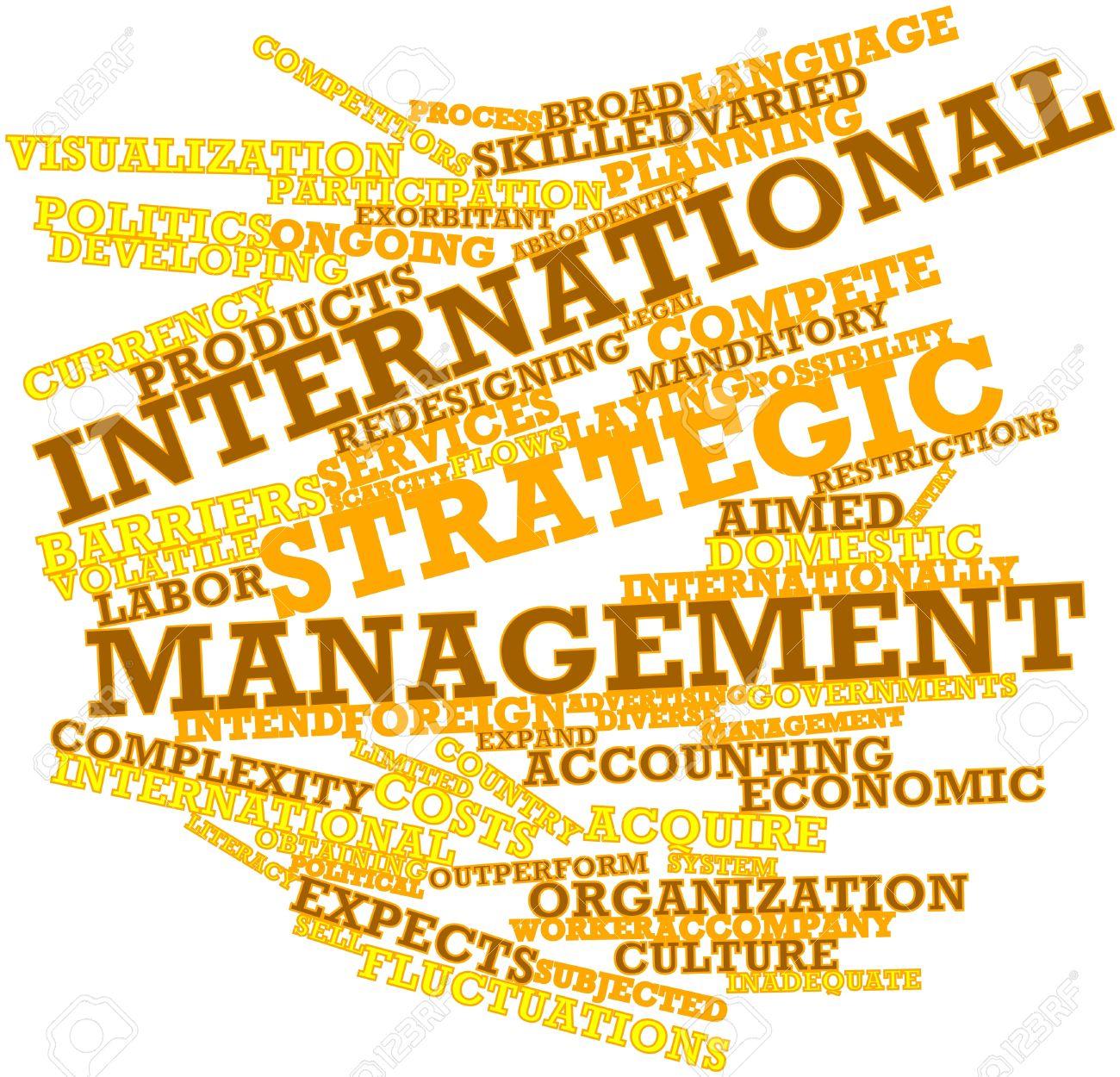international strategic management ppt